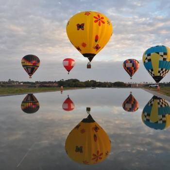 Voo de Balão em Boituva - IM534