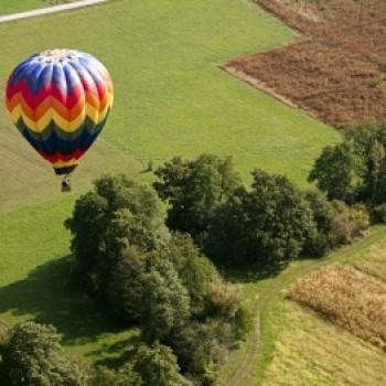 Voo de balão exclusivo - IM581