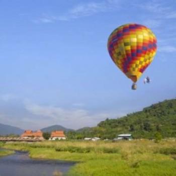 Voo de Balão em São Lourenço - IM592