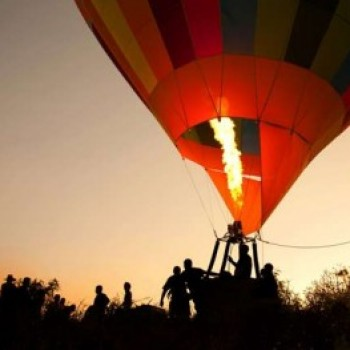 Voo de Balão em Torres - IM536
