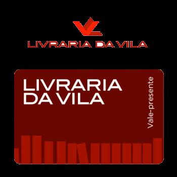Cartão Presente Livraria da Vila - im1521