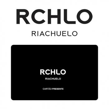 Cartão Presente Riachuelo - Im1349
