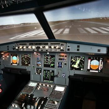 Piloto por um dia - Simulador de voo - Im1407
