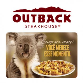 Cartão Presente Consumo Outback - Im1360