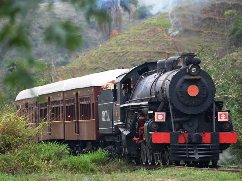 Trem de Guararema, uma viagem na historia - im1221