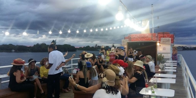 Happy Hour no Barco pelo Guaíba - im1694